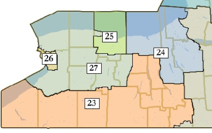 nys 23rd congressional district - 423×267