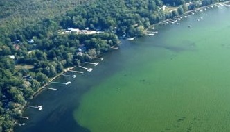 County Health Officials Ask Public to Be Cautious of Blue Green Algae on Chautauqua Lake