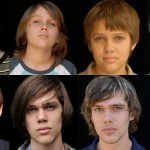 Boyhood follows the life of a child named Mason (played by Ellar Coltrane, above) over a 12 year period.