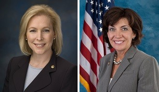 U.S. Sen. Kirsten Gillibrand and NY Lt. Gov. Kathy Hochul will lead a roundtable discussion on sexual assault on Monday, March 2 in Buffalo.