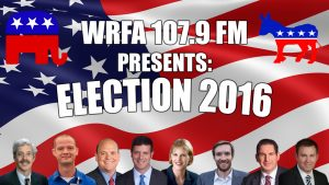WRFA Election Coverage for 2016
