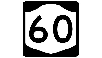 Route 60 Paving to Begin Next Week