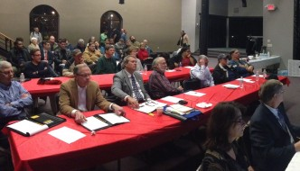 Residents and Stakeholders Turn out for First 'Unite North Main' Meeting Tuesday Night