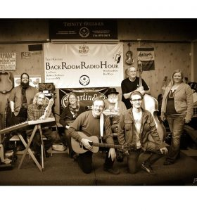 [LISTEN] Back Room Radio Hour Ep 17 – Good for Nuthin' String Band and Adam McKillip