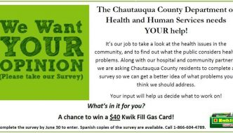 Residents Asked to Participate in County Health Survey