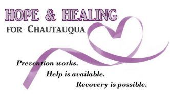 [LISTEN] Community Matters – Several Events Set for Hope & Healing Week in Chautauqua County