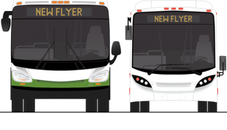 Canadian Bus Maker to Open Light Manufacturing Operation in Jamestown