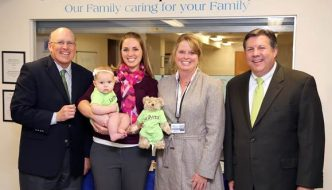 Five Local Employers Increase Support for Breastfeeding Mothers