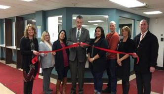 County Health and Human Services Opens New Intake Area on Pine St. in Jamestown